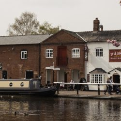 One of our fantastic narrowboats
